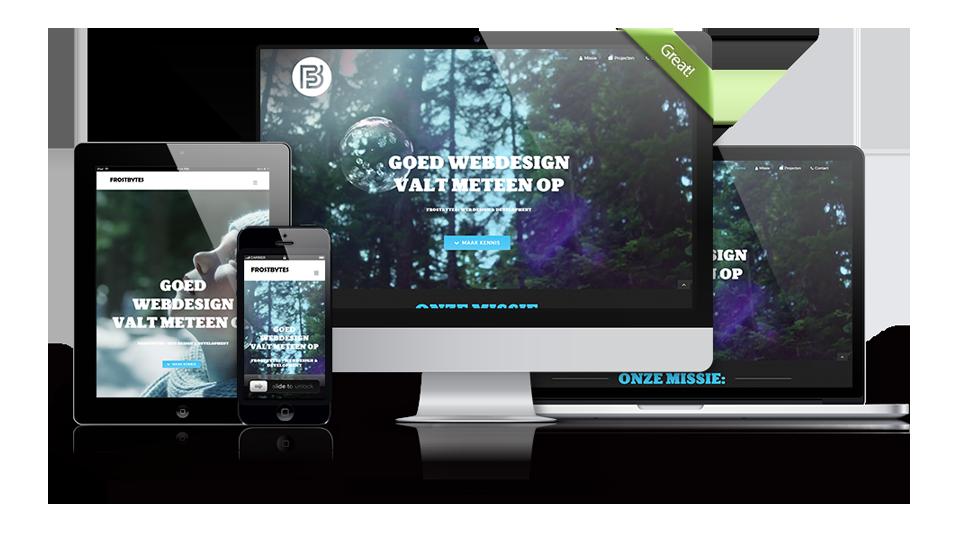 frostbytes-website-laten-maken