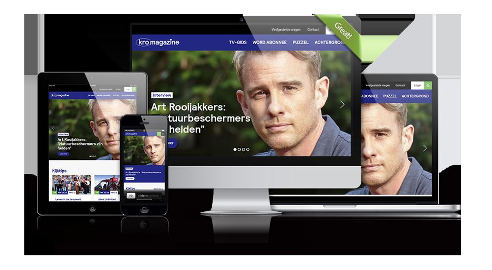kromagazine-website-laten-maken