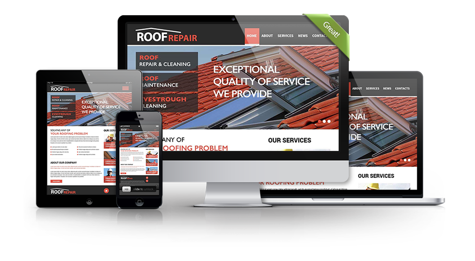 roof-repair-website-laten-maken