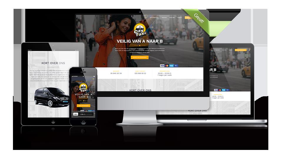 city-taxi-website-laten-maken
